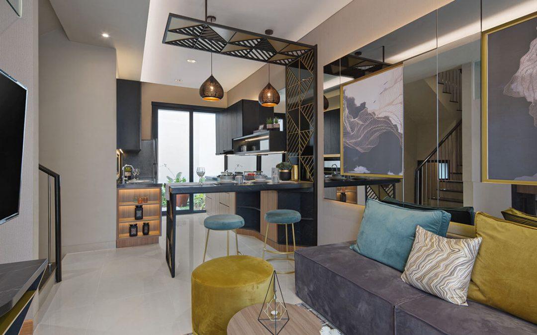 Tipe Rumah Full Furnished Di CitraGrand Cibubur CBD