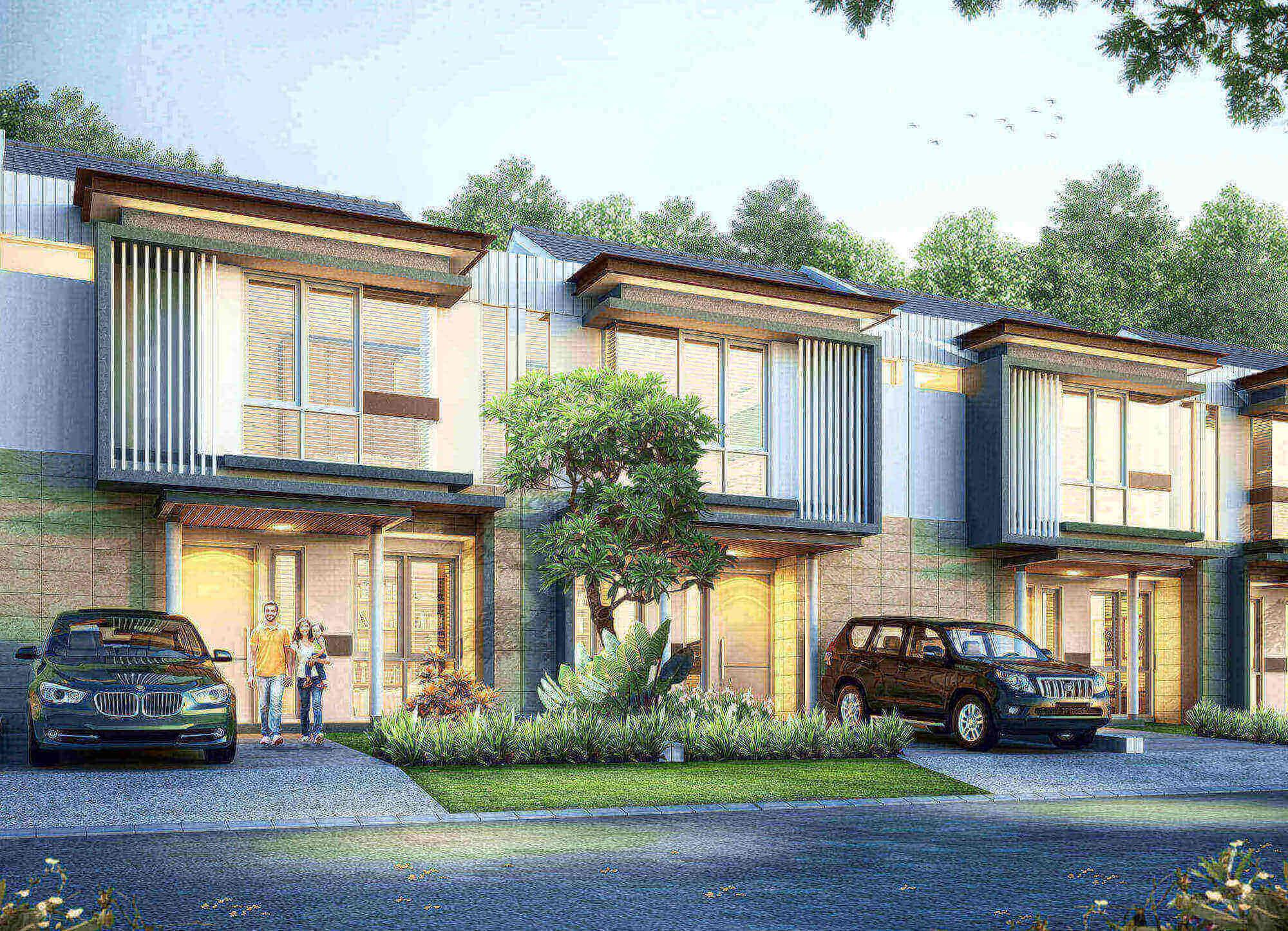 perumahan Jakarta Timur 7 X 15