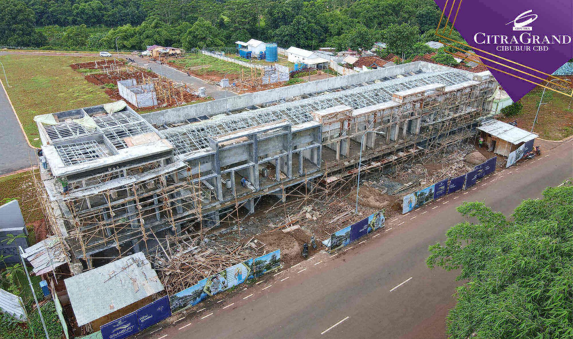 Progres Pengerjaan Rumah Jakarta Timur